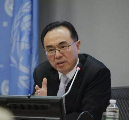 """专访:携手共建""""一带一路"""",推动落实2030议程——访联合国经济与社会事务部发展政策与分析司司长洪平凡"""