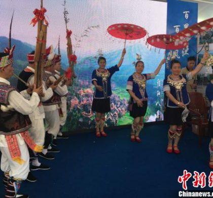 广西乡村旅游可开发特色农产品带动更多农民致富