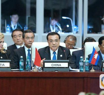"""李克强出访蒙古:""""中国方案""""描绘亚欧合作升级版"""