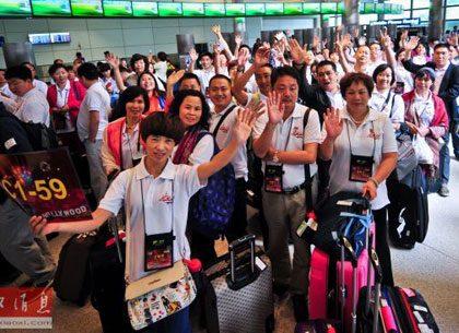 美国会下属机构:中国旅游快速发展美是主要受益者