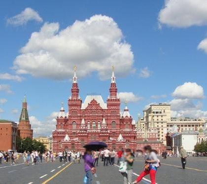 美媒:俄罗斯为吸引中国游客开发红色旅游项目