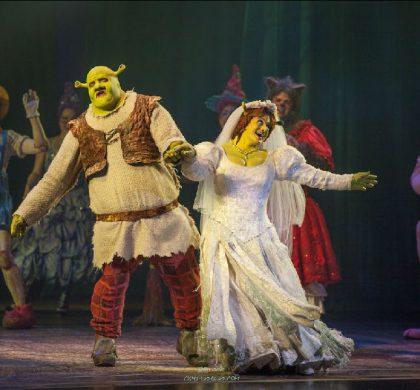 美国百老汇原版音乐剧《怪物史瑞克》,登上广州大剧院舞台