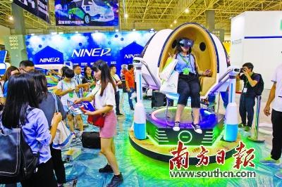 东莞漫博会18日开幕,海外展区规模再创新高