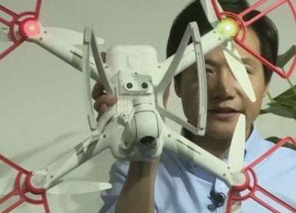 莞企发布千元级超薄无人机