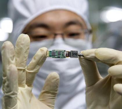 美媒称中国将主导下一代制造业:创新和市场都在这里