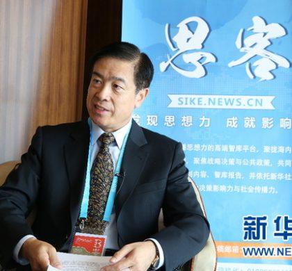 创新将推动中国经济转型与发展——专访美国高通公司全球高级副总裁赵斌