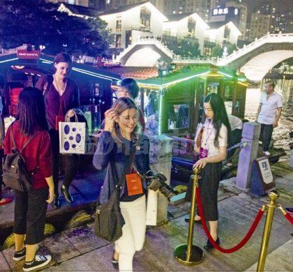 温州之美让世界看见 北美旅游名家温州行启幕