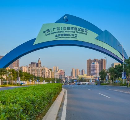 """""""互联网+政务服务""""又出新经验  广东自贸区19.9万家企业开通专属网页"""