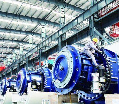 自主创新驱动中国制造业转型发展回暖市场行情