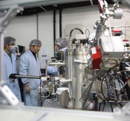 中国建纳米真空互联实验站 未来可研制更强计算机与机器人