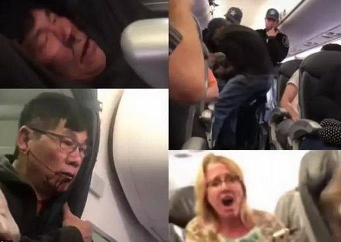 财经观察:美联航暴力拖拽乘客下机的经济分析