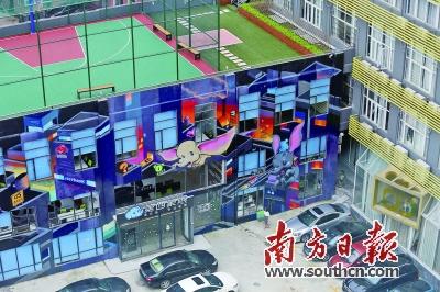 广州天河:城中村孵化器集聚千家创新企业