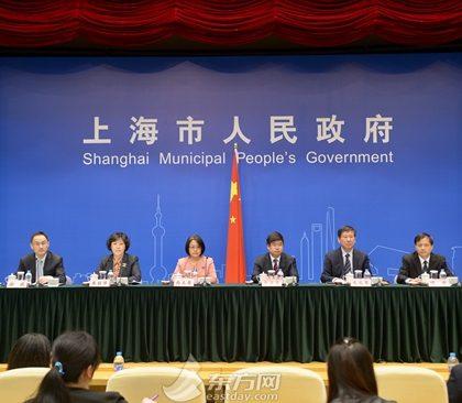 """上海发布对外开放""""新政"""":打造吸引外资新高地"""