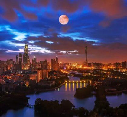 广州近三年新增企业34万户
