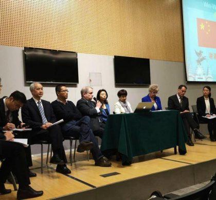 英国企业组团到东莞掘金 探讨生命科学技术转让