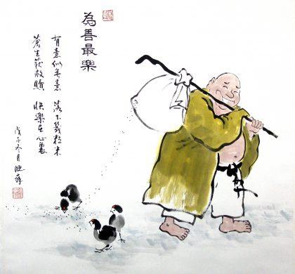 《六祖禅圣》发布会在广州大佛寺举行