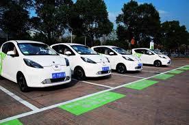 中国政府部门出台意见鼓励共享汽车发展