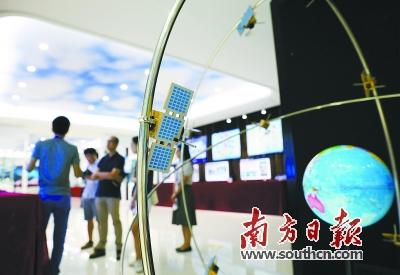 """""""珠海一号""""第二批卫星最快年底发射"""