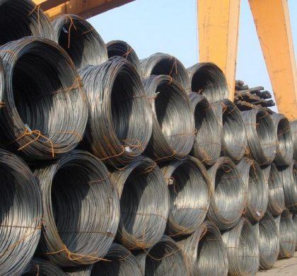 中国钢价强势上涨 进口矿价站稳阶段性高位库存下降