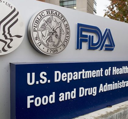 UNITED STATES - NOVEMBER 9 - The outside of the Food and Drug Administration headquarters is seen in White Oak, Md., on Monday, November 9, 2015. The FDA is a federal agency of the United States Department of Health and Human Services and has been in commission since 1906.  (Photo By Al Drago/CQ Roll Call)