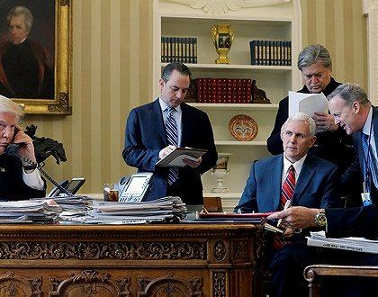 特朗普宣布美军网络司令部升级