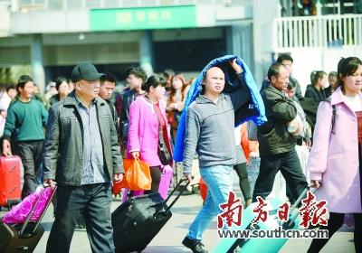 广州常住人口增长领跑一线城市