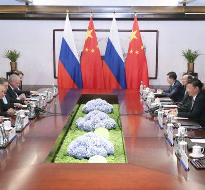 (厦门会晤)金砖合作为中俄关系发展注入新动力