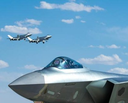 中国空军在战略转型中锻造制胜空天飞行英才