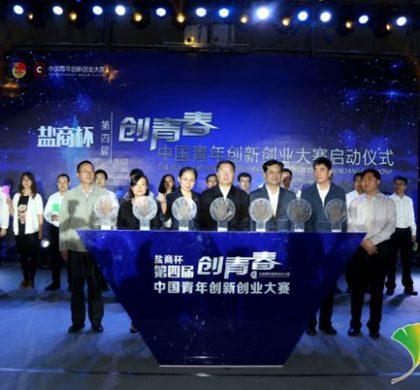 """中国青年""""上天入地""""拓展创业版图"""