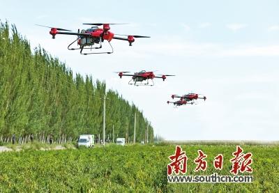 """广州亿航:看广州无人机如何""""飞向""""世界"""