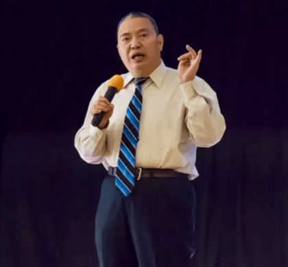 (喜迎中共十九大·北美华人风采)美中经济文化协会会长李勐:致力中美人文创新交流的文化使者