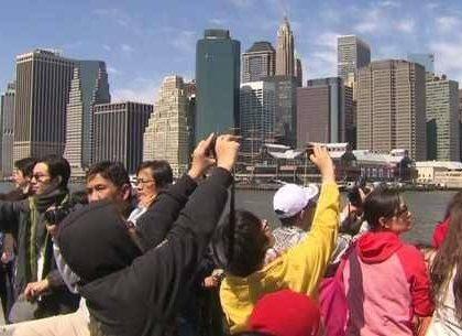 通讯:中国游客让美国人增进对中国文化的了解