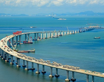 港澳基础设施互联互通共拓大湾区新机遇