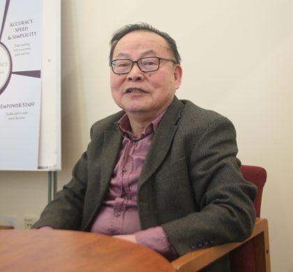 胡运炤博士:旅居海外六十年的中国情结