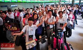 (经济观察)全球深度发掘中国出境游市场