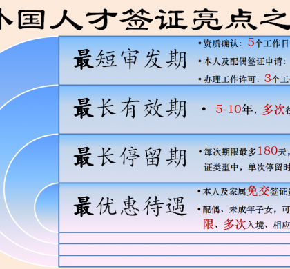 【两会特稿】住粤全国政协委员:简化外国人才来华工作签证手续