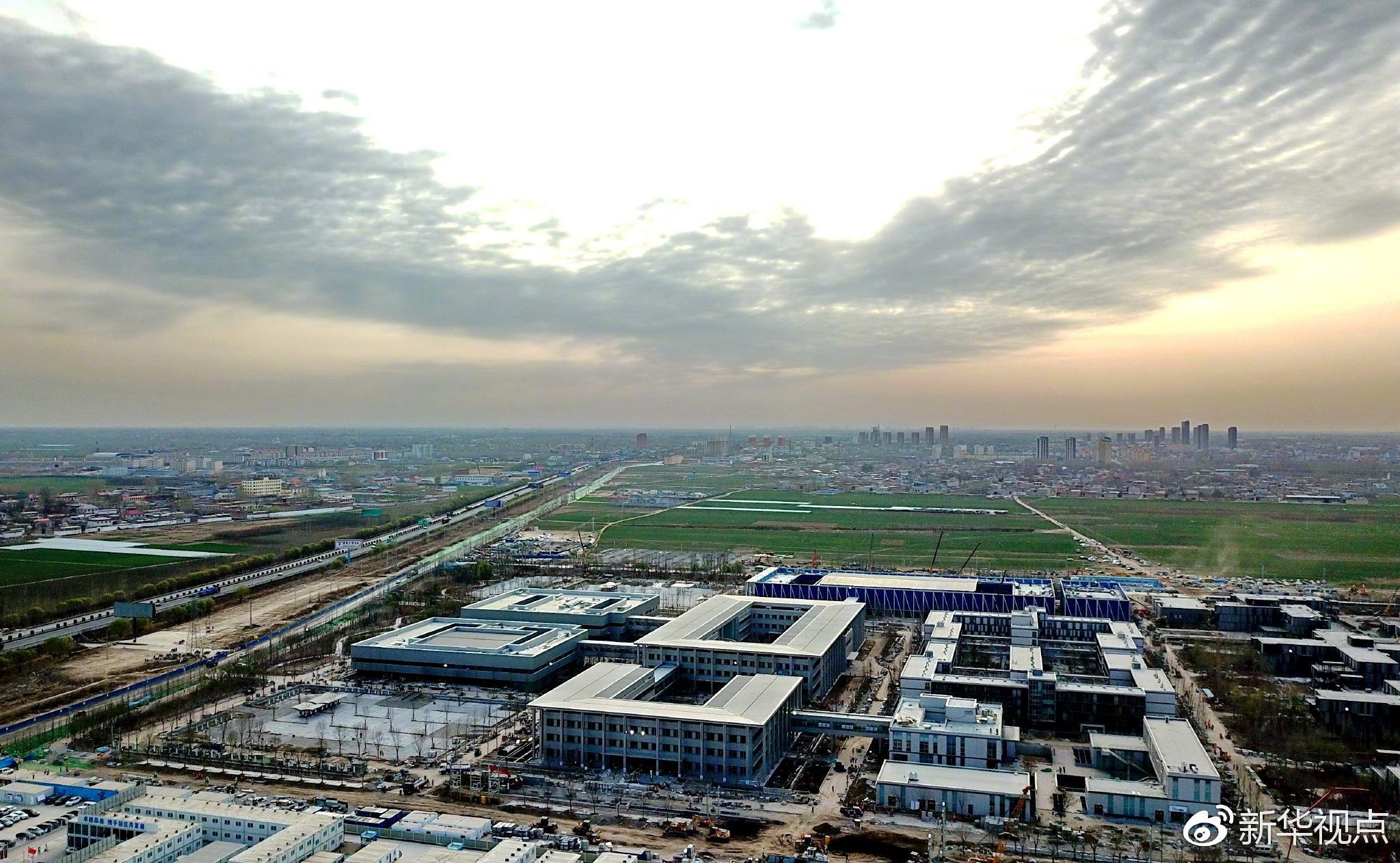"""雄安质量"""":雄安新区建设引领中国新发展理念"""