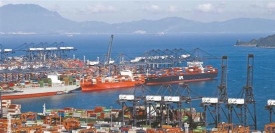 """投资加速:""""一带一路""""沿线国家在粤累计设立项目8770个"""