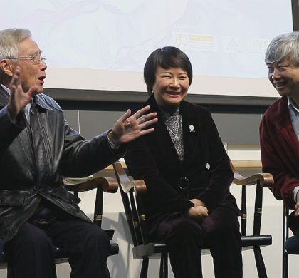 哈佛中美创新讲坛传颂周家礽创新创业故事