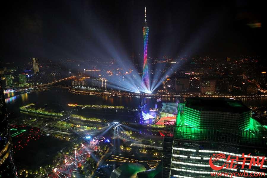 广州国际创新节点燃湾区主引擎