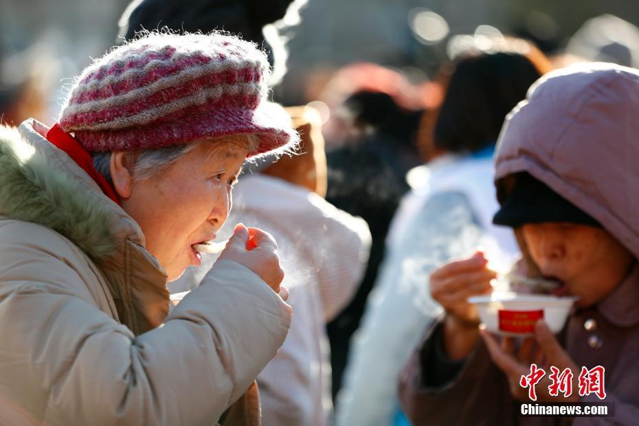 过了腊八就是年——中国多彩传统节庆文化活动扫描