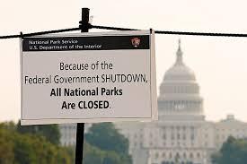 """美国政府""""停摆""""带来""""算账难"""""""