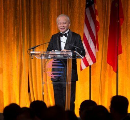 中国驻美大使:合作是中美两国唯一正确选择