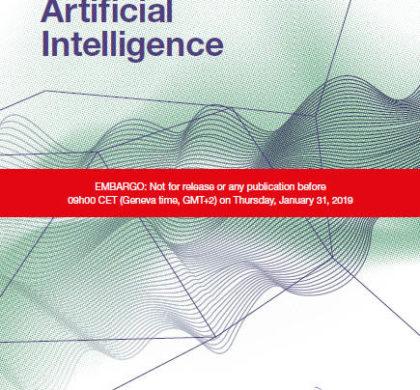 世界知识产权组织:中美日领跑人工智能专利申请