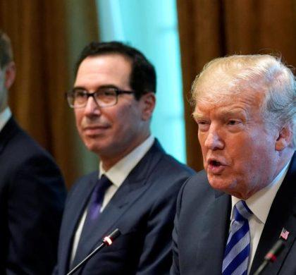 美联储官员与特朗普会面讨论美国经济