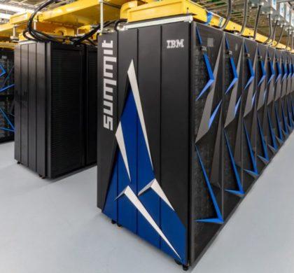 美政府斥巨资研发百亿亿次超级计算机