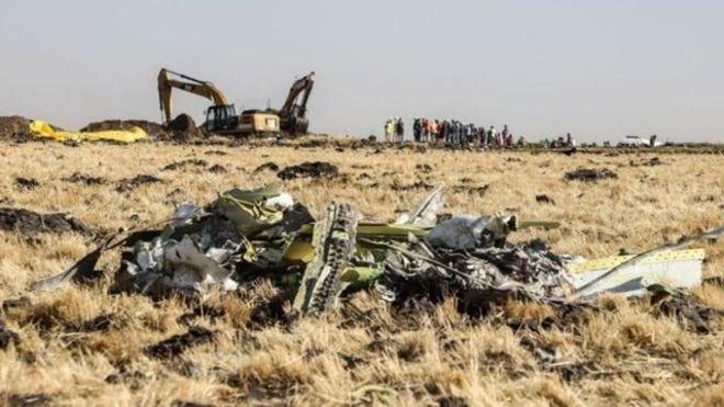 坠机事故导致波音公司股价连日暴跌