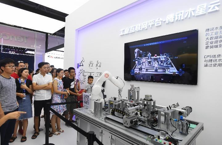 中国制造企业加快智能化升级