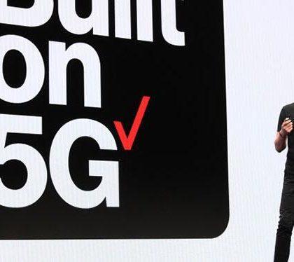 美威瑞森公司启动5G手机网络服务