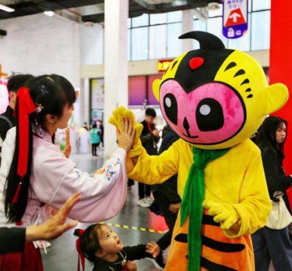 """中国国际动漫节""""国际参与度""""创新高"""